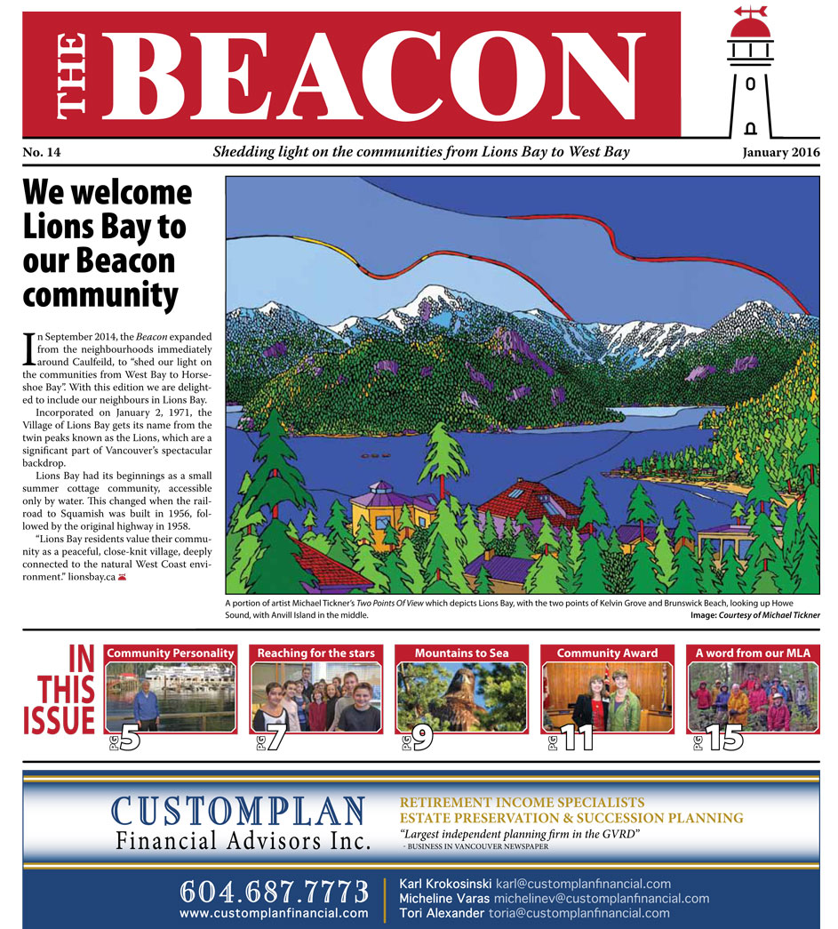 The-Beacon-Jan-2016-West Vancouver Newspaper